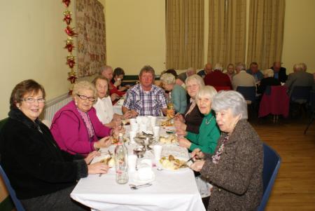 Christmas Dinner 2010