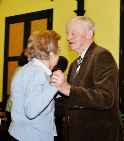 DVCA St.Pat's Social 2012