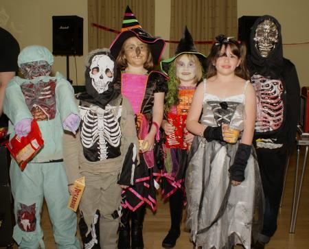 Hallowe'en Party 2010