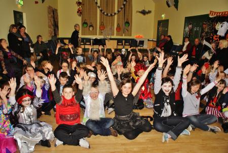 Hallowe'en Party 2011