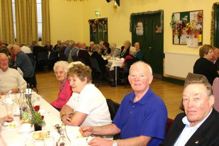 Senior Citizens' Christmas Dinner