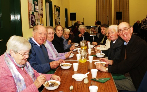 Happy Faces at DVCA Irish Stew Night.JPG