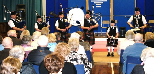Maj.Sinclair Mem. Pipe Band.JPG